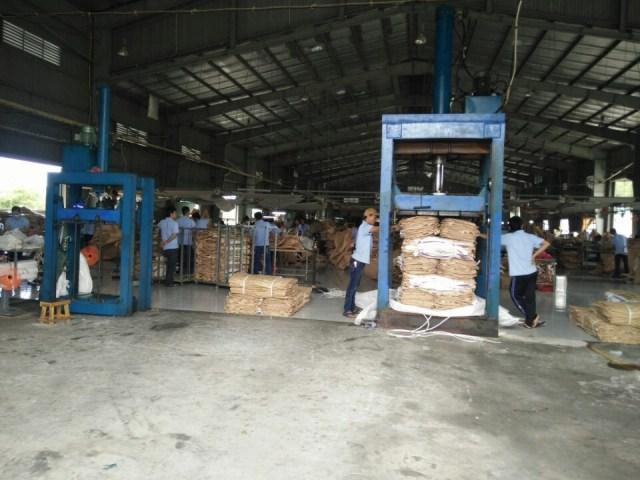 Xưởng sản xuất bao container, bao bigbag