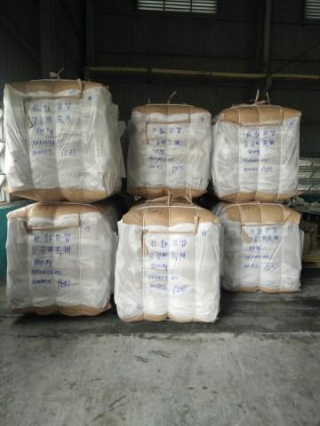 Quy trình sản xuất bao container, bao bigbag